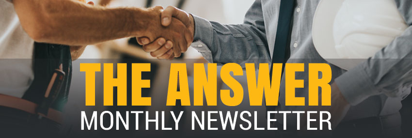 AurStaff's Monthly Newsletter, The Answer